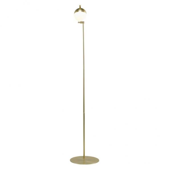 Nordlux 2010994035 Contina Floor Lamp in Brass