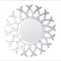 Dar 002THA93 Thasos Round Mirror 930mm