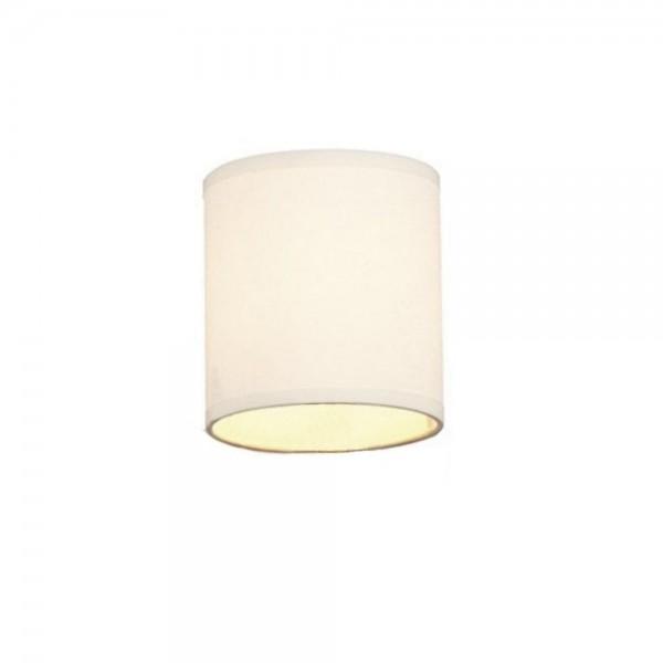 Dar Lighting S066 Cream Cotton Shade 12cm