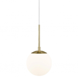 Nordlux 2010553035 Grant 15 Pendant Light in Brass