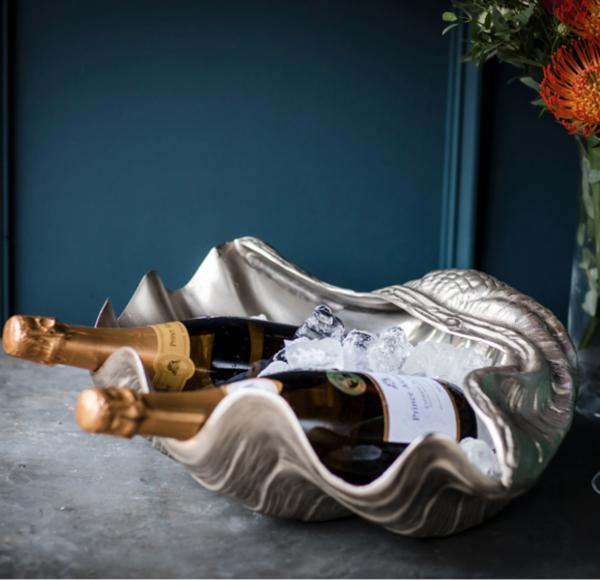 Culinary Concepts UA-41028 Seashore Large Wine Bottle Holder