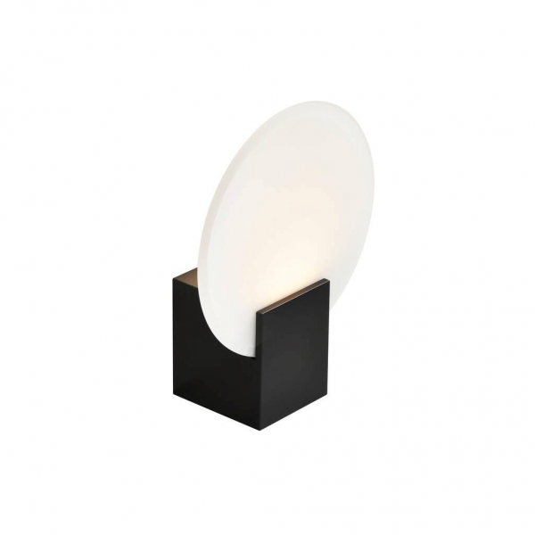 Nordlux 2015391003 Hester Bathroom LED Wall Light in Black