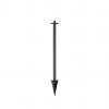 Nordlux 2018028003 Kettle Spike Metal in Black