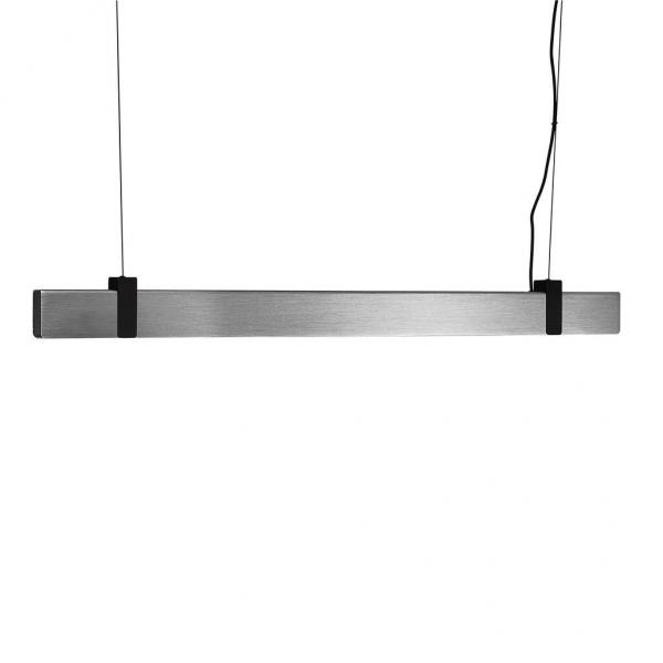 Nordlux 2010603032 Lilt 115 Pendant LED Light in Brushed Steel