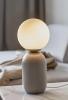 Nordlux 2011035010 Notti Table Lamp E14 in Gray