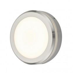 Dar Lighting AKO2168 Akos Wall Light Aluminium IP65 LED