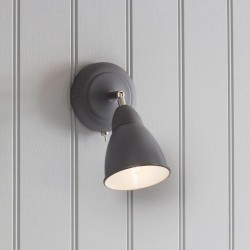Garden Trading LACO25 Chiswick Wall light in Grey