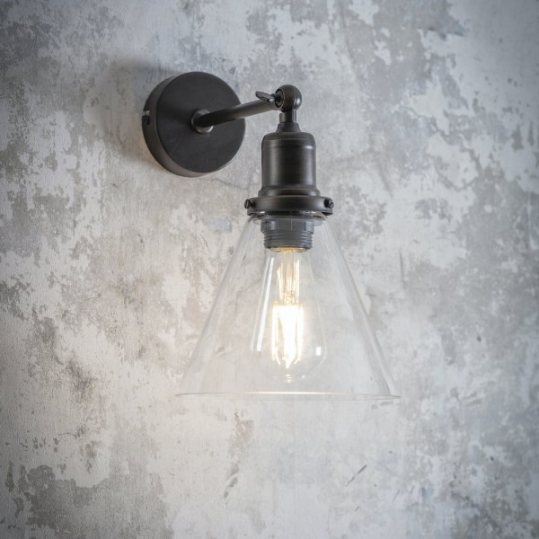 Garden Trading LAHO16 Hoxton Wall Light in Bronze