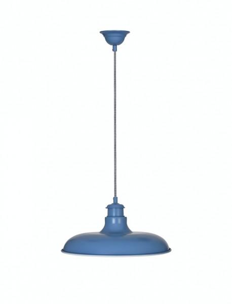 Garden Trading LALB03 Toulon Pendant Light In Blue