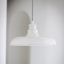 Garden Trading LACH01 Toulon Pendant Light In White