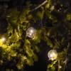 Garden Trading  LAFE03 Festoon Golf Ball Lights in Black