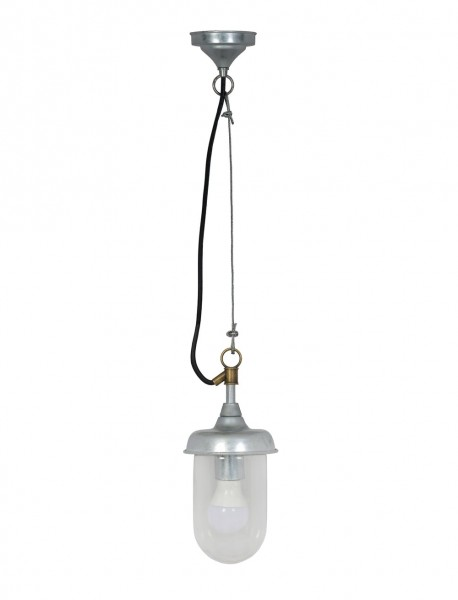Garden Trading LAHP41 Hot Dipped Galvanised Harbour Pendant