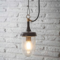 Garden Trading LACN28 Outdoor Harbour Pendant Light