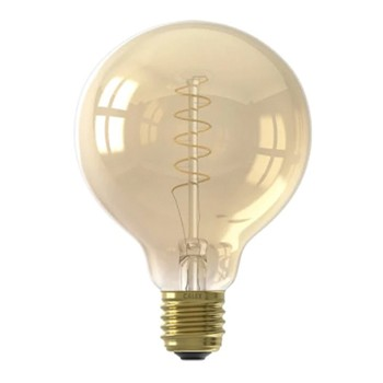 Calex 425779 Sprial Decorative LED Dimmable Lightbulb