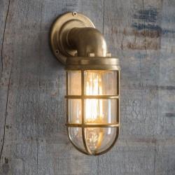 Garden Trading LABR03 Devonport Down Light in Brass
