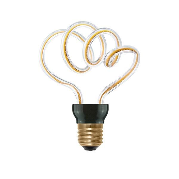 Segula 50159 Art Line 12W 2200K Dimmable E27 Clear Cloud LED Bulb