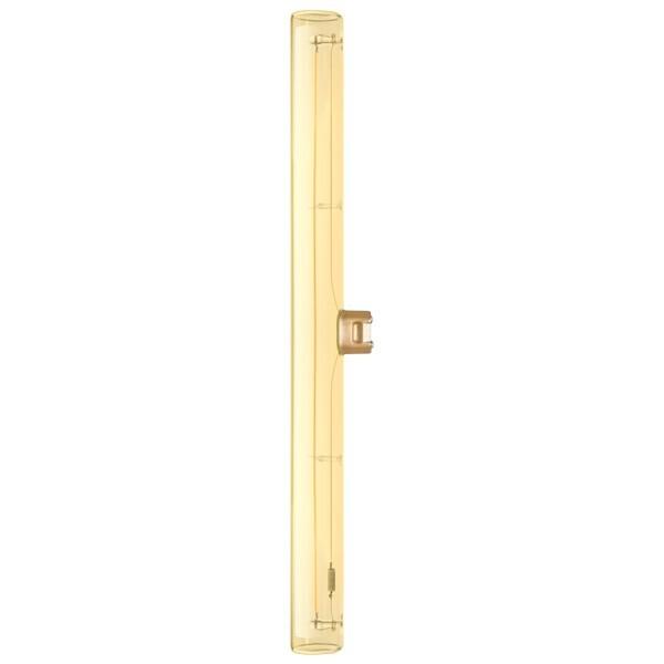 Segula 50182 Linear Line 8W 2000K Dimmable S14d Gold 300mm Linear LED Bulb