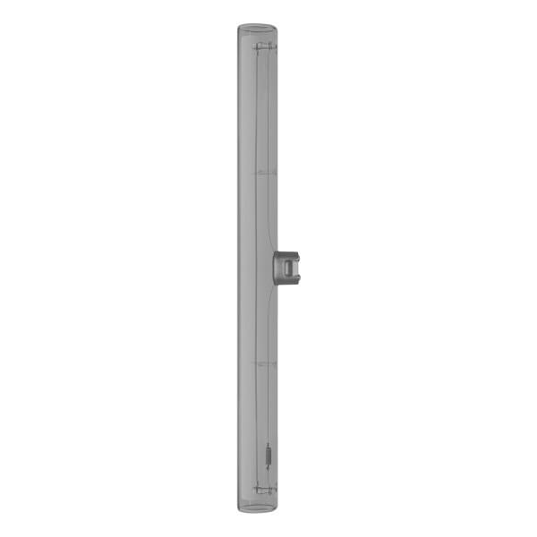 Segula 50184 Linear Line 8W 2200K Dimmable S14d Smokey Grey 300mm Linear LED Bulb