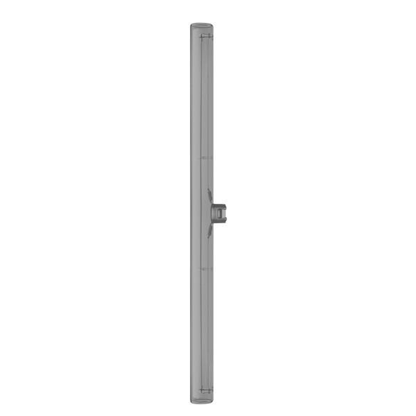Segula 50188 Linear Line 12W 2200K Dimmable S14d Smokey Grey 500mm Linear LED Bulb