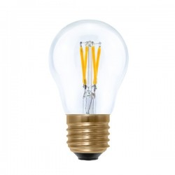 Segula 50211 Vintage Line 3.5W 2200K Dimmable E27 Clear Small LED Bulb