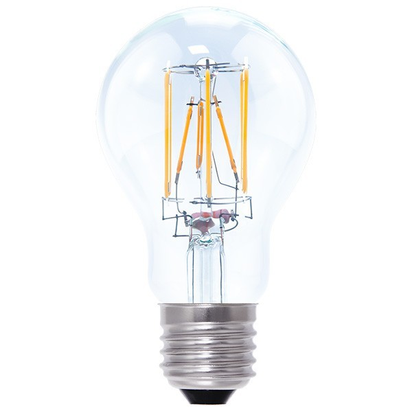 Segula 50248 Ambient Line 8W 2000-2900K Dimmable E27 Clear LED Bulb