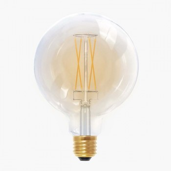 Segula 50293 Vintage Line 6W 2000K Dimmable E27 Golden Globe 125 LED Bulb