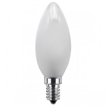 Segula 50340 Vintage Line 3.5W 2600K Dimmable E14 Frosted Candle LED Bulb