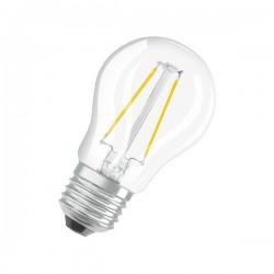 LEDADVANCE P40DFC827E27 Osram Parathom Retrofit Classic P 5W 2700K Dimmable E27 Clear LED Golf Ball Bulb