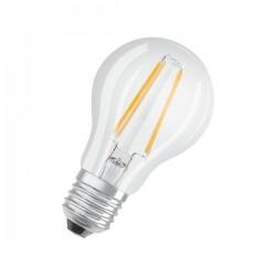 LEDADVANCE A60DFC827E27 Osram Parathom Retrofit Classic A 7W 2700K Dimmable E27 Clear LED Bulb