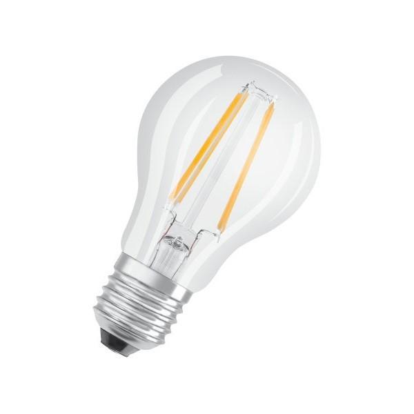 LEDVANCE A60DFC827E27 Osram Parathom Retrofit Classic A 7W 2700K Dimmable E27 Clear LED Bulb
