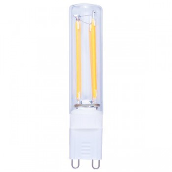 Segula 50608 Bright Line 2.7W 2200K Dimmable G9 Clear LED Capsule