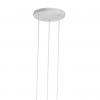 Nordlux 2010473010 Tilo 3-Light Pendant GU10 in Grey