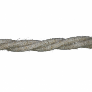 Love4Lighting CABTRE310LI 1m Length of Linen Braided Cable