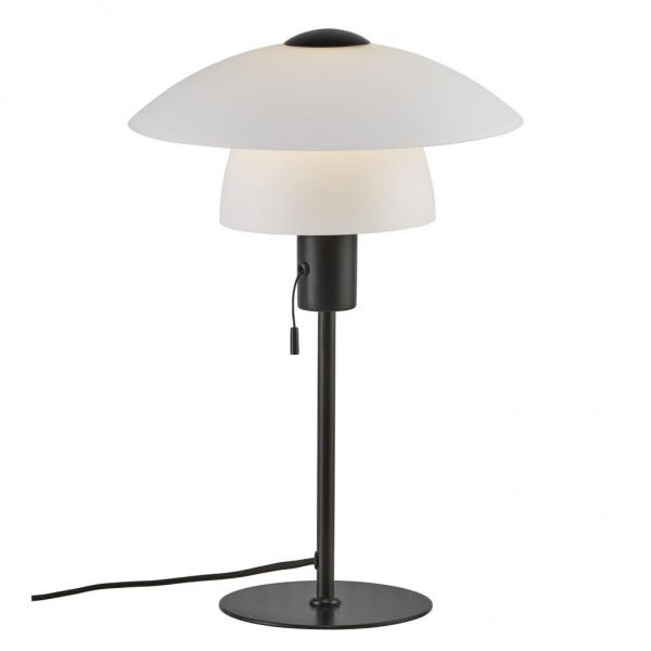 Nordlux 2010875001 Verona Desk Lamp in Opal White