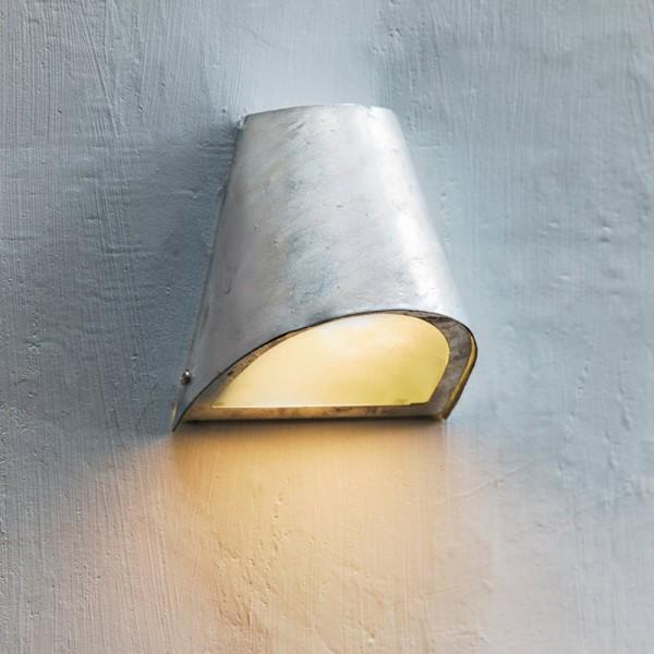 Garden Trading LAHP27 St. Ives Funnel Light Hot Dipped Galvanised Steel