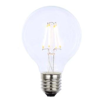 Forum Lighting G80-LED-CLR Vintage LED in Clear finish