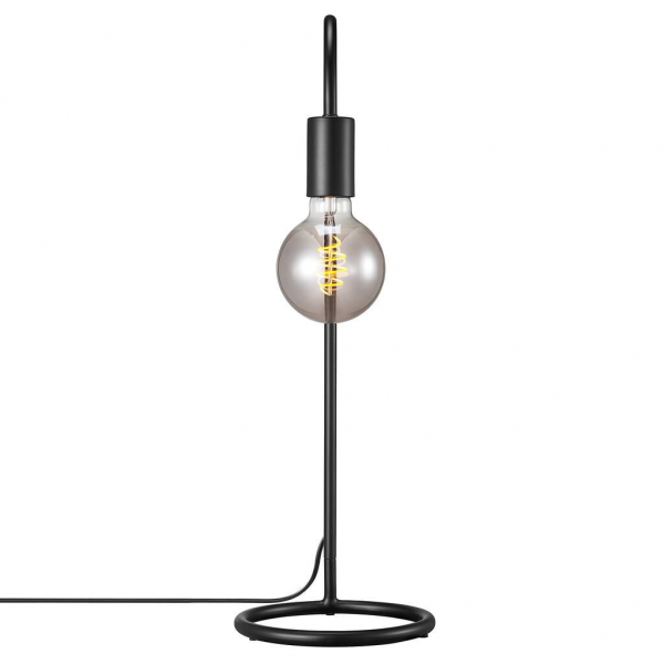 Nordlux 2112085003 Paco Table E27 Table Lamp in Black
