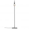 Nordlux 2112094003 Paco E27 Floor Lamp in Black