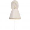 Nordlux 2112101001 Fleur E14 Wall Light in Beige