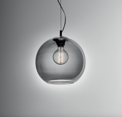 Ideal Lux Nemo Fume' 094236 SP1 D30 Pendant