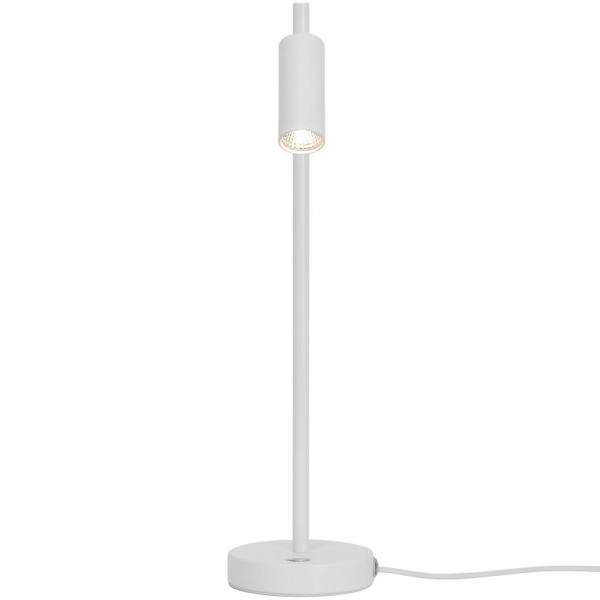 Nordlux 2112245001 Omari LED Table Lamp in White