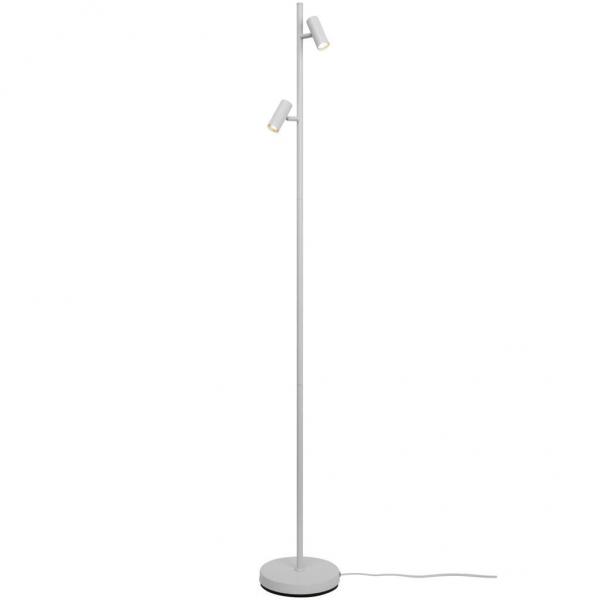 Nordlux 2112254001 Omari LED Floor Lamp in White