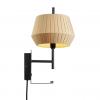 Nordlux 2112391009 Dicte E14 Wall Light in Beige
