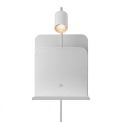 Nordlux 2112551001 Roomi Indoor GU10 Wall Light in White