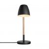 Nordlux 2112645003 Theo GU10 Table Desk in Black