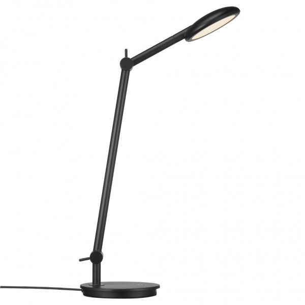 Nordlux 2112765003 Bend LED Table Lamp in Black
