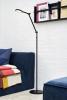 Nordlux 2112774003 Bend LED Floor Lamp in Black