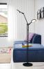 Nordlux 2112784003 Bend Double Floor Lamp In Black