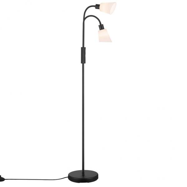 Nordlux 2112844003 Molli Double E14 Floor Lamp in Black