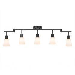 Nordlux 2112950003 Cole 5-Light E14 in Black